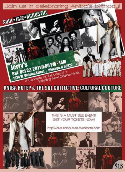 Aniba Hotep & the Sol Collective